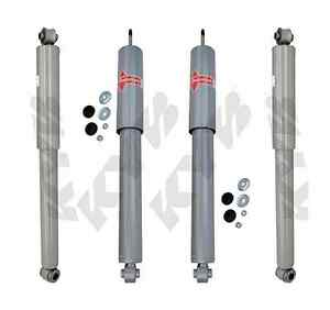 Kyb 4 Shocks Plymouth Belvedere Satellite 62 To 68 69 70 71 72 Kg4510 Kg5512