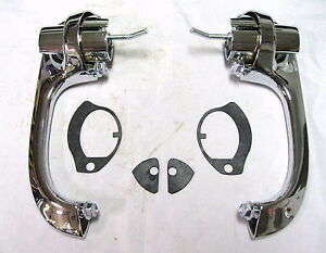 1968 1969 Chevy Chevelle Front Outside Door Handles