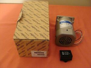 New Old Stock In Box Sumitomo Astero A9m60ah Induction Gear Motor