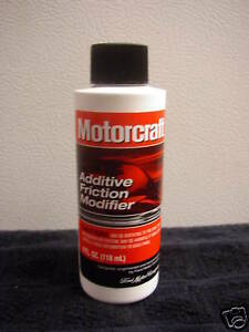 Ford Xl3 Motorcraft Friction Modifier Additive F R Limited Slip Differentials