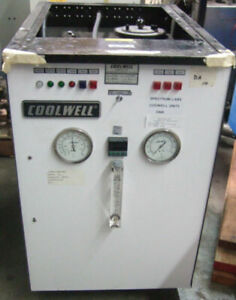 Coolwell Lab Chiller Model Se 081a