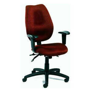 High Back Executive Upholstered Desk Office Chair