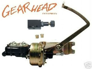1928 1931 Ford Model A Power Brake Booster Kit 7 Single Adjustable Valve