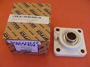 New Old Stock Iptci Pillow Block Bearing 4 bolt Suctf 205 16