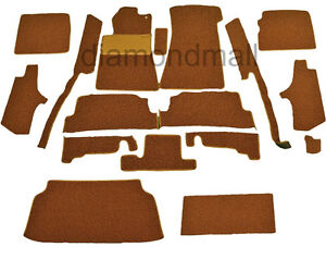 Mercedes Benz R107 560sl 450sl 380sl 450slc Carpet Kit Replacement