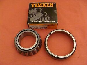 New Old Stock Timken Tapered Roller Bearing 411626 01 ab