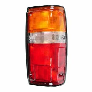 Black Taillight Taillamp Right Passenger Side For Toyota 4runner Pickup Truck