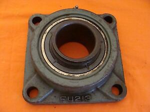Ntn Fu213 4 Bolt Flange Bearing 65mm Bore Japan