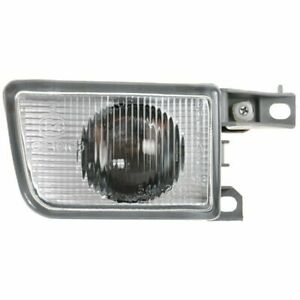 Fog Driving Light Lamp Driver Side Left Lh 1hm941699a For Vw Gti Jetta Cabrio