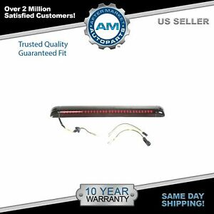 Roof Mount 3rd Third Brake Tail Light Lamp For Tahoe Jimmy Suburban Yukon