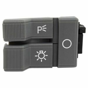 Headlight Parking Light Rocker Switch Gray New For Chevy Gmc Pickup Truck