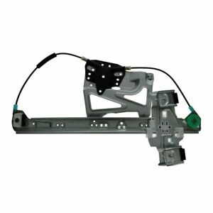 Front Power Window Regulator Driver Side Left Lh New For 00 05 Deville