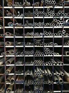 Dom Steel Round Tubing 1 1 2 X 1 4 X 90 Alloy 1026