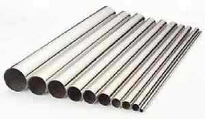 Stainless Steel Round Tube 3 4 X 065 X 90 304 304 l