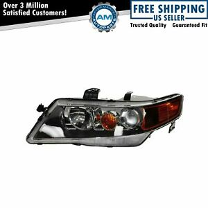 Hid Xenon Headlight Headlamp Driver Side Left Lh New For 04 05 Acura Tsx