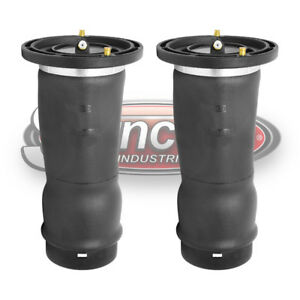 1999 2004 Land Rover Discovery Rear Air Suspension Air Springs New Pair