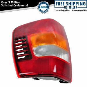 Rear Taillight Taillamp Brake Light Driver Side Left Lh For 03 04 Grand Cherokee