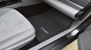Toyota Camry 2012 2014 Black Carpet Floor Mats Oem New