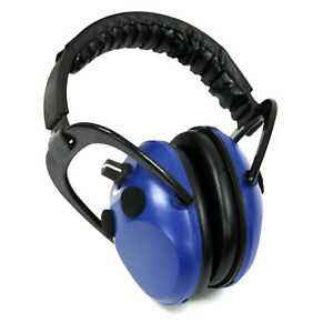 Safety Electronic Earmuffs Sound Impact Ear Protector Amplify Firearm Loud Noise