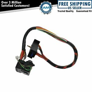 Ignition Starter Switch For Grand Prix Venture Regal Century W Column Shift