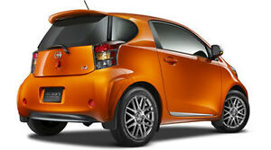 Scion Iq 2012 2015 Painted Rear Deck Spoiler With Install Template Oem New