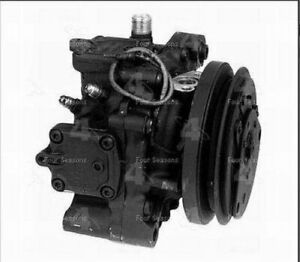 Ac Compressor Fits 1984 1985 1986 1987 Honda Civic 1 Year Warranty R57875