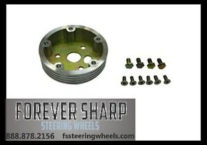 1 Hub Spacer 4 Grant Apc Forever Sharp 5 Hole Steering Wheel To 3 Hole Adapter
