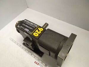 Winsmith 920cdtk D90 Se Speed Reducer Gearbox Worm Drive 25 1 Ratio