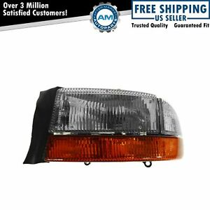 Headlight Headlamp W Signal Light Driver Side Left Lh For Durango Dakota Truck