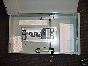 200 Amp Cutler Hammer Rainproof Panel Br816b200rf new