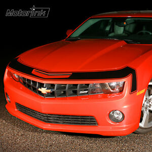 2010 2013 Chevy Camaro Ss Front Upper Blackout Fascia Accent Stripe 2011 2012