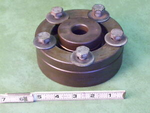 Kent Moore J 37160 a Brake Lathe Rotor Adapter Camaro Firebird Gm W body Cars