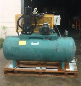 Rolair 5 Hp 100 Gal Air Compressor