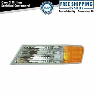 Parking Light Turn Signal Lamp Front Driver Side Left Lh For 07 17 Jeep Patriot