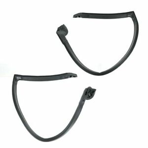 Front Roof Rail Weatherstrip Seal Pair Set For Gm A Body 4 Door