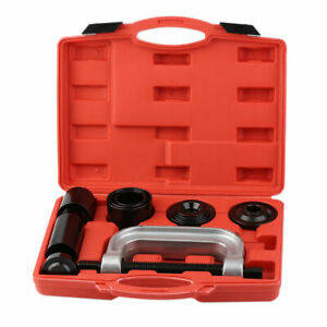 4 In 1 Ball Joint Press Service Repair Tool Set Removal Installer 24 Wheel Dr