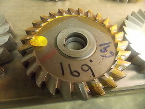 Union Twist Drill 5 0 Diameter Hss 691 Slitting Side Milling Cutter