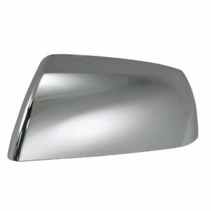 Chrome Side View Mirror Cap Driver Side Left Lh For Sequoia Tundra Truck