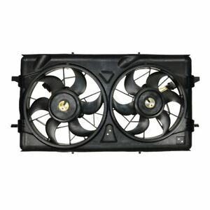 Radiator A c Cooling Fan For Saturn Ion Chevy Cobalt