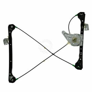 Manual Window Regulator Passenger Side Right Rh For Grand Am Alero 2 Door Coupe