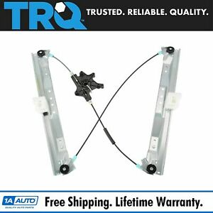 Trq Front Window Regulator Driver Side Left Lh Lf For Town Country Grand Cara
