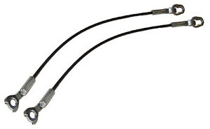 New Tailgate Cables For 2002 11 Dodge Ram 1500 Truck 2003 10 2500 3500