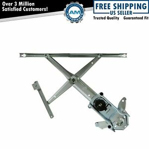 Power Window Regulator Front Lh Left Driver Side For 93 98 Jeep Grand Cherokee