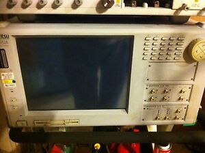Anritsu Mp1632a And Mu163220a And Mu163240a With Options 01 03