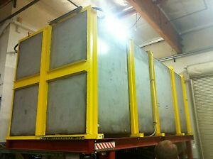 4300 Gallon Stainless Steel Tank Precision Tank And Equipment 6 x16 x6 W Stand