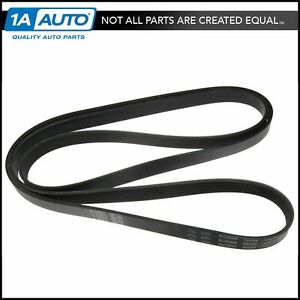 Ac Delco 6k905 Serpentine Belt For Chevy Gmc Buick Ford Pontiac Oldsmobile Saab