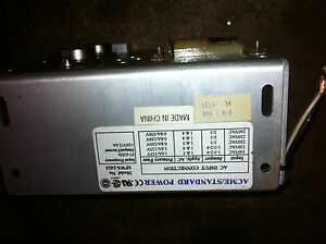 Acme Power Supply 100 240 In 24v 2 4 Amp Out Spws2424