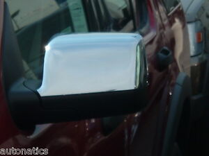 2006 2010 Ford Explorer Chrome Mirror Cover