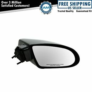 Manual Remote Side View Mirror Passenger Right Rh For 93 02 Chevy Camaro