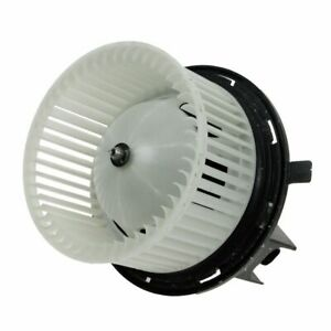 Heater A C Blower Motor W Fan Cage For Jeep Wrangler Liberty